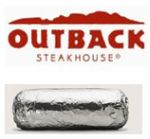 Outback Steakhouse: Free Appetizer or Dessert Item with Purchase; Chipotle Restaurant: Buy One Tofu Sofritas Entree Get 1 Entree Free