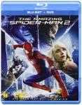 The Amazing Spider-Man 2 (Blu-ray + DVD + Digital HD) (Widescreen) $13