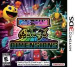 Pac-Man and Galaga Dimensions (Nintendo 3DS) $10