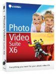 Corel Photo Video Suite X6 $2