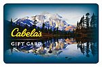 $50 Cabela's Gift Card For Only $40