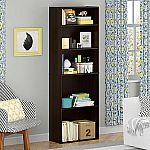Good To Go 5 Shelf Bookcase $22