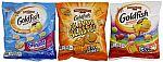30 Count Variety Pack Pepperidge Farm Goldfish Crackers $9