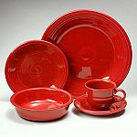 2 Sets of Fiesta 5-pc. Place Setting $29 (w/ Kohl's card and store pickup)