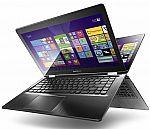 "Lenovo Flex 3 14"" IPS 2-In-1 Touchscreen Laptop (i5-6200U 500GB 8GB) $550"