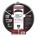 Craftsman All Rubber Garden Hose 5/8 In. x 50 Ft. $13