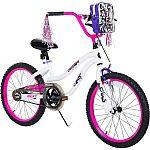 "20"" Next Girls' Girl Talk Bike, White $31.58"