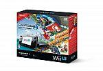Nintendo Wii U Mario Kart 8 Deluxe Set Bundle $250