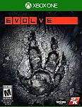 Evolve for Xbox One $5