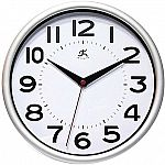 Infinity Instruments Wall Clock (White) $5
