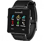 Garmin vivoactive GPS Smartwatch with White Bands $150