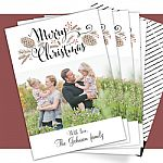 "6 5x7"" Stationary Cards FREE + Free shipping"