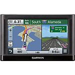 "Garmin nuvi 55LM GPS Navigation System with Lifetime Maps 5"" Display $85"