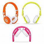 Beats by Dr.Dre Mixr DJ On-Ear Limited Edition Headphones Neon Colors $120