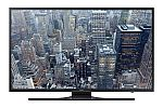 Samsung UN40JU6500 40-Inch 4K Ultra HD Smart LED TV $450