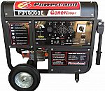 Powerland PD10000E Gas Generator 10KW 16 HP/Electric start/Auto Idle /New Design $549