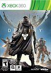 Destiny for Xbox 360 $4.99