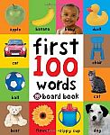 Board Books: First 100 Words/ Animals $3.30