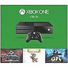 Microsoft Xbox One 1TB Console - 3 Free Games $259