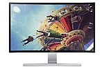 Samsung 27-Inch Curved LED-Lit Monitor S27D590C $199