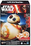 Star Wars Episode 7 Remote Control BB-8 $50