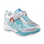 2 pairs of Disney Toddler Girl's Athletic Shoes $11