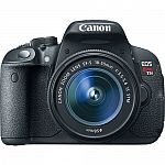 Canon EOS Rebel T5i DSLR Camera with 18-55mm Lens & PIXMA PRO-100 Printer Kit $399 AR