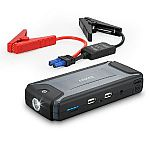 Anker Compact Car Jump Starter and Portable Charger Power Bank $50