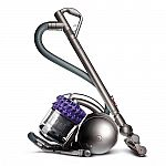 (Price Drop!) Dyson Cinetic Animal Bagless Canister Vacuum + $75 Kohls Credit $280 and more