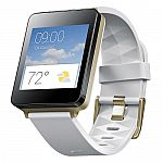 LG G Watch (White Gold) + $25 BH Gift Card $80