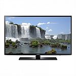 "55"" Samsung UN55J6200 1080p Smart LED HDTV + $175 Dell eGift Card $578"