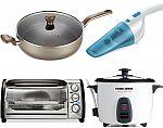 Macys Home & Kitchen Appliance $10 AR (T-Fal Cooker, Black & Decker Dust Buster, Cuisinart Blender, Presto Griddle...)
