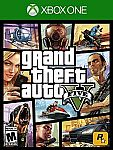 Grand Theft Auto V (Xbox One) $25
