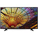 "LG 55UF6800 55"" 4K UHD Smart HDTV + $150 GC $600 and more"
