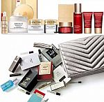 $50 off $200 Beauty Value Sets + Free Clutch + 10pc Sample + Free Gift Sets