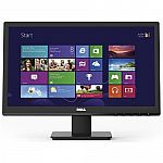 "Dell D2015H 20"" Widescreen Full HD LED Monitor $60"