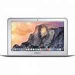 """Apple MJVM2LL/A 11.6"""" MacBook Air Laptop (Core i5, 4GB, 128GB SSD) $729.99"""