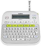 Brother Printer Compact Label Maker $10