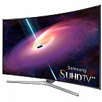 Samsung UN78JS9100 Curved 78-Inch 4K Ultra HD Smart LED TV $4999 and more