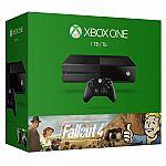 eBay (11/27): Microsoft Xbox One 1TB Fallout 4 Bundle $330, and more