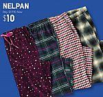 UNIQLO Flannel Pants $10 Shipped