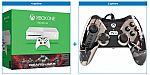 Xbox One Console Value Bundle with Bonus Controller $299
