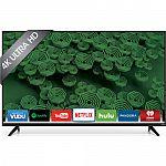 Vizio D58u-D3  58-Inch 120Hz 4K Ultra HD LED Smart HDTV $800