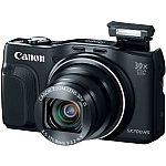 Canon Refurbished PowerShot 30x Zoom Camera: SX400 w/ Deluxe Case $50, SX700 $160