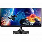 """LG 25UM56 25"""" UltraWide (2560x1080) IPS LED Gaming Monitor $139"""