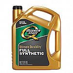 5-Qt Quaker State Full Synthetic Motor Oil $10 after $10 Rebate + pickup