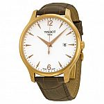 TISSOT Tradition Rose Gold PVD Men's Watch $213