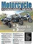 Motorcycle Consumer News $5 (12 issues)