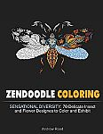 Zendoodle Coloring Books for Kindles $0