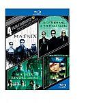 4 Film Favorites (Blu-ray): The Matrix Collection, Will Ferrell, Tim Burton Collection, Fantasy Adventure, Family Adventures & More $12